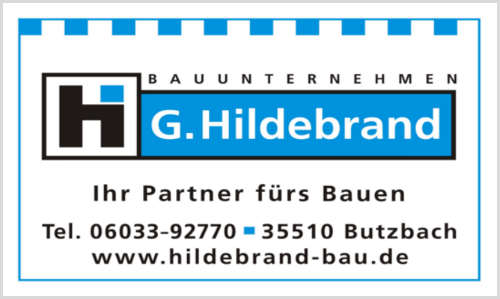 Bauunternehmen Hildebrand