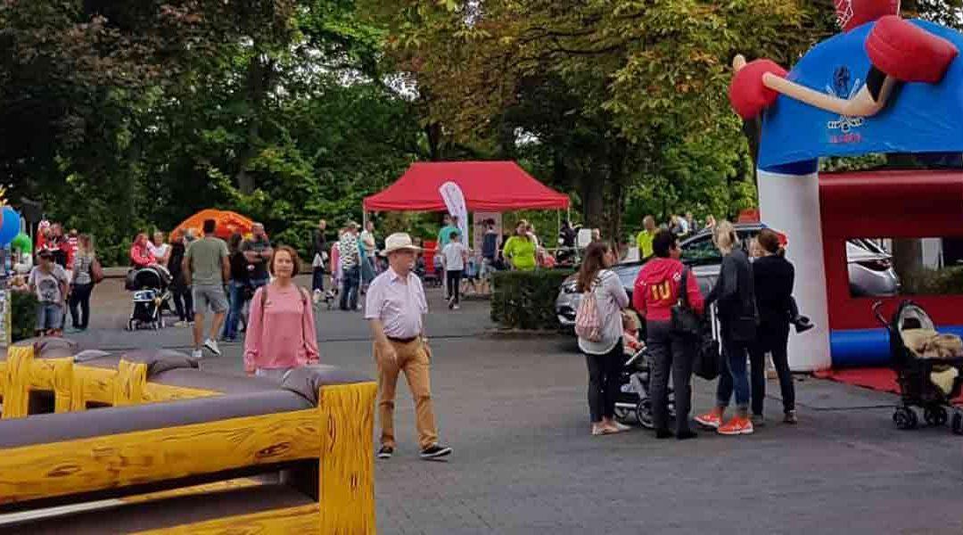 Saisoneröffnung und großes Fest im Colonel-Knight-Stadion am Sonntag, den 25.08.2019