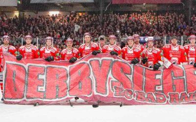 Das erste Hessen-Derby 19/20 ist gespielt – die Teufel gewinnen in der Verlängerung mit 7:6 gegen Frankfurt