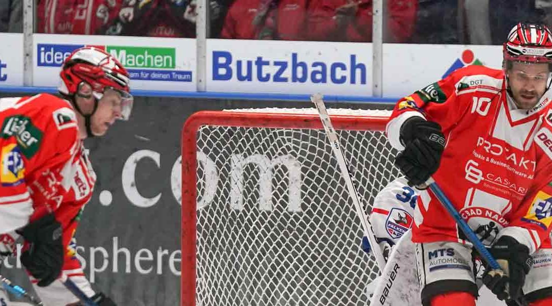 Playoff-Feeling bereits im Januar: am Wochenende zwei Mal gegen die Heilbronner Falken