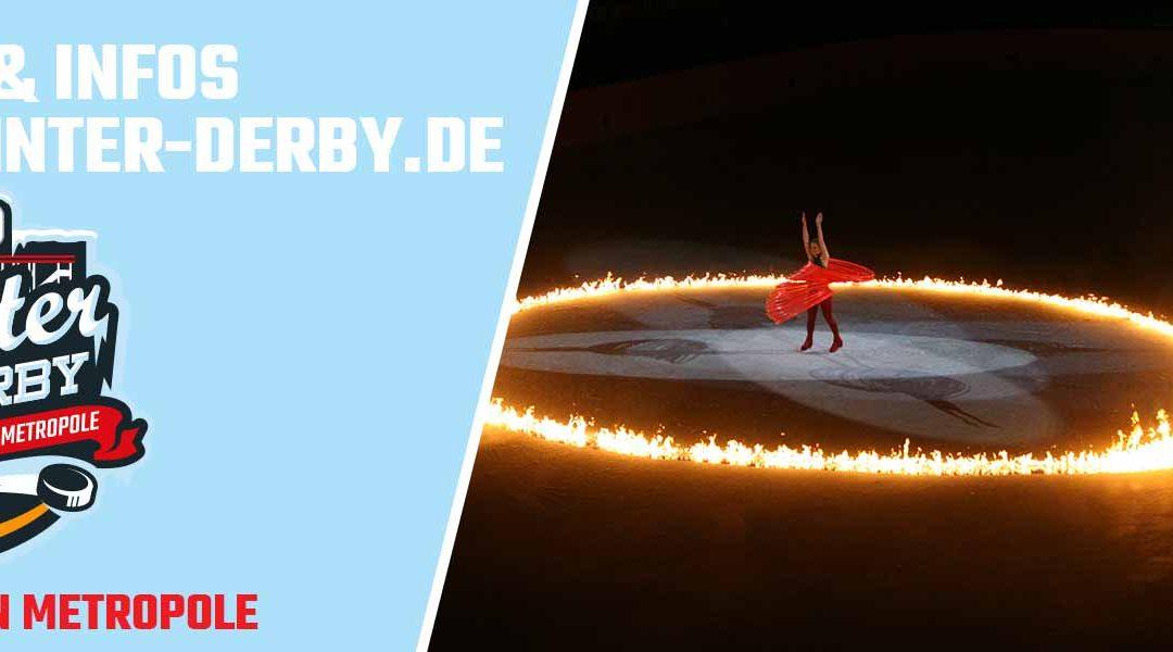WINTER-DERBY: Zuschauer dürfen sich auf spektakuläre Eisakrobatik freuen