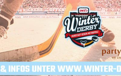 Party Rent wird Event- und VIP-Ausstattungspartner beim WINTER-DERBY