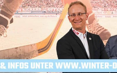 "WINTER-DERBY Interview mit Stefan Krämer und Andreas Ortwein: ""Winter Derby – ein Highlight, das eine volle Arena verdient!"""