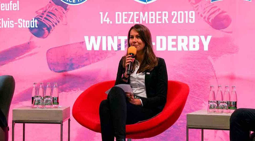 Pressekonferenz vorm WINTER-DERBY: Noch 5000 Rest-Tickets an der Tageskasse erhältlich