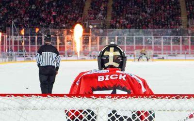 Rote Teufel setzen eindrucksvolles Zeichen für den Eishockey-Standort Bad Nauheim