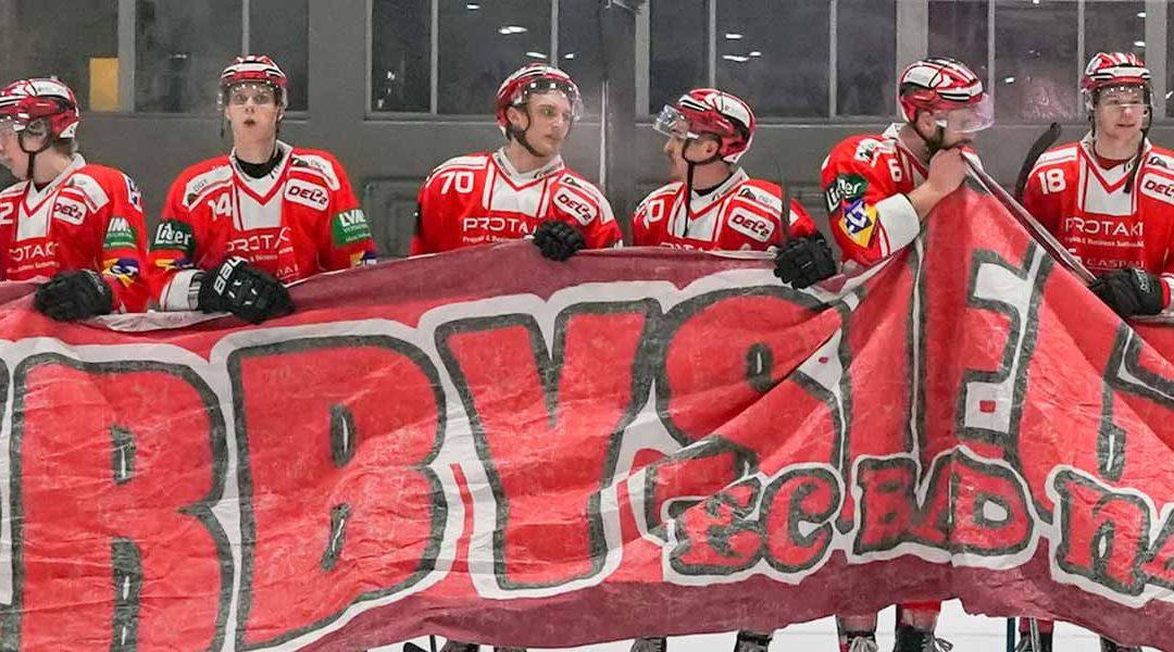 Derbysieger, Derbysieger! 2:1 Erfolg gegen die Kassel Huskies im zweiten Heimspiel