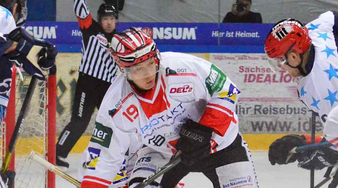 1:4-Niederlage gegen die Eislöwen aus Dresden – Pohl-Doppelschlag und Empty-Net-Goal