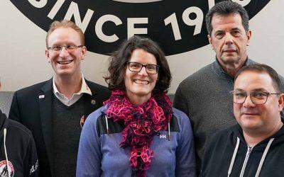 "Sponsoren-Beirat des EC Bad Nauheim gründet den Verein ""Rote Engel Bad Nauheim e.V."""