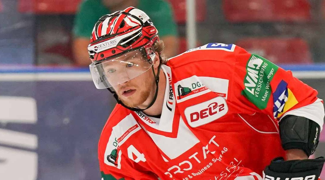 Aaron Reinig bleibt auch 20/21 ein Roter Teufel