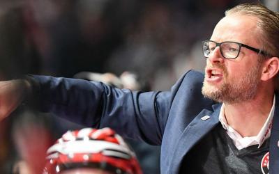 DEL-Aufstieg bereits zur nächsten Spielzeit: Christof Kreutzer wechselt zur Saison 2020/21 ins Oberhaus