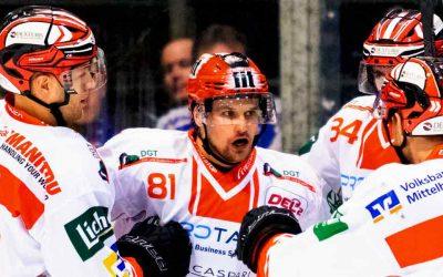 Derbysieger – Andrej Bíreš sichert den Teufeln 2 Punkte in Kassel