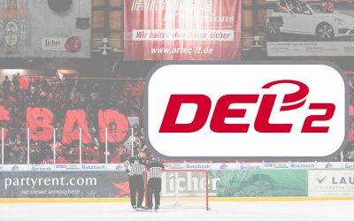 Der Spielplan für die achte DEL2-Saison steht – DEL2 hält am geplanten Saisonstart fest