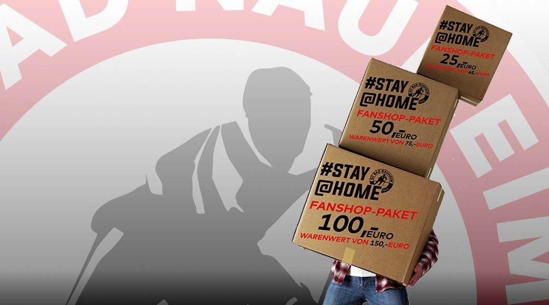 #STAY@HOME – Die ECN-Fanshop-Pakete!