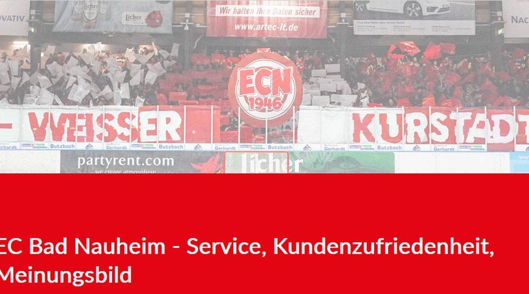 Der EC Bad Nauheim will es wissen – von euch, unseren Fans!