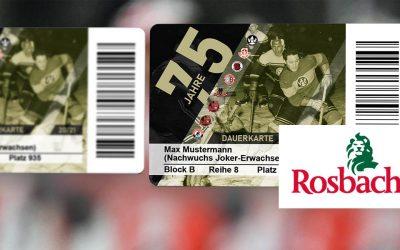 """Ausgabe der """"Rosbacher 2:1 Ideal für deinen Körper"""" – Wasserkisten"""