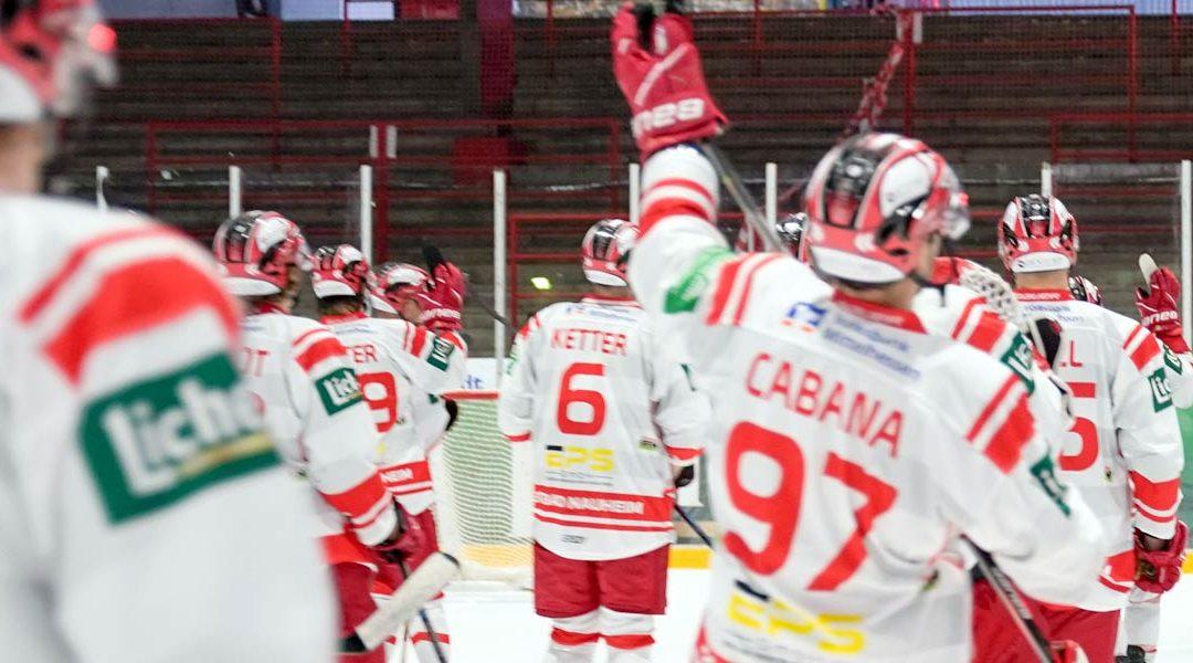 4:3-Sieg nach Penaltyschießen gegen die Eisbären Berlin