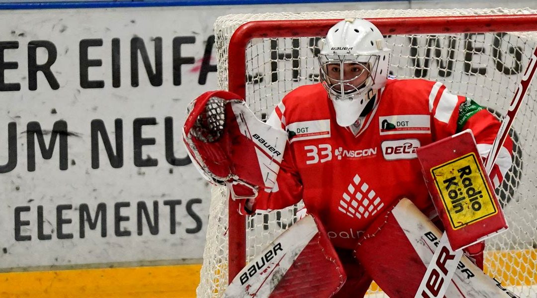 Philipp Maurer liefert glänzendes Debüt – 7:1-Sieg gegen die Falken