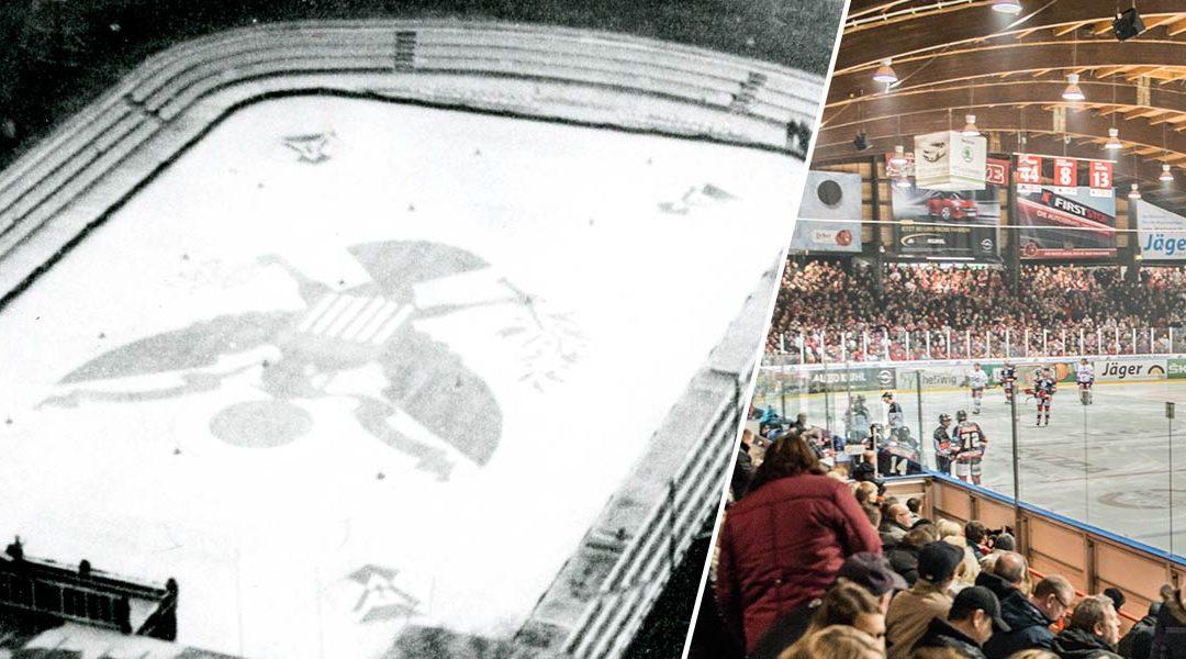 Vor 75 Jahren: Eröffnung des 100-Tage-Stadions
