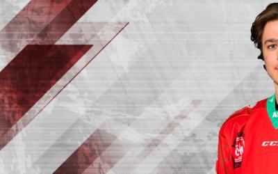 Fabian Herrmann wird ein Roter Teufel