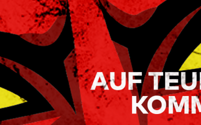 AUF TEUFEL KOMM RAUS: EC Bad Nauheim startet große Dauerkarten-Kampagne