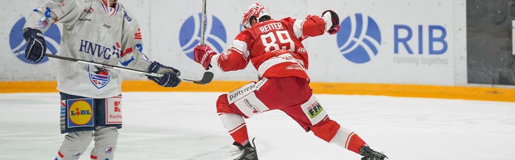 Dramatik pur: Jerry Pollastrone trifft in der Overtime